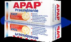 APAP Przeziębienie FAST