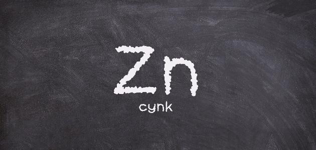 Cynk Zn