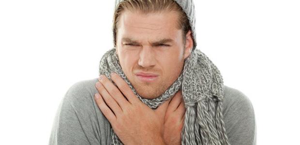 ostry ból gardła bardzo utrudnia życie