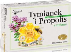 tymianek propolis